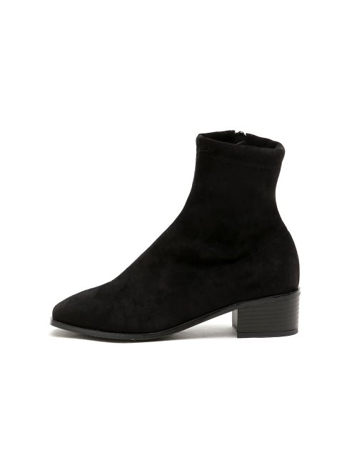 Hogan Suede Black